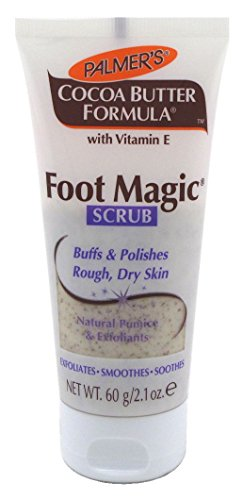 (Palmers Cocoa Butter Foot Magic Scrub)