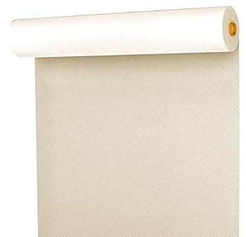 MP PN691-02 - Rollo de tela no tejida, color blanco antiguo, 1.60 x 50 m: Amazon.es: Oficina y papelería