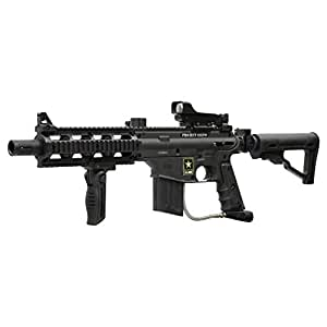 Tippmann US Army Project Salvo Sniper Paintball Gun M-FDP Edition