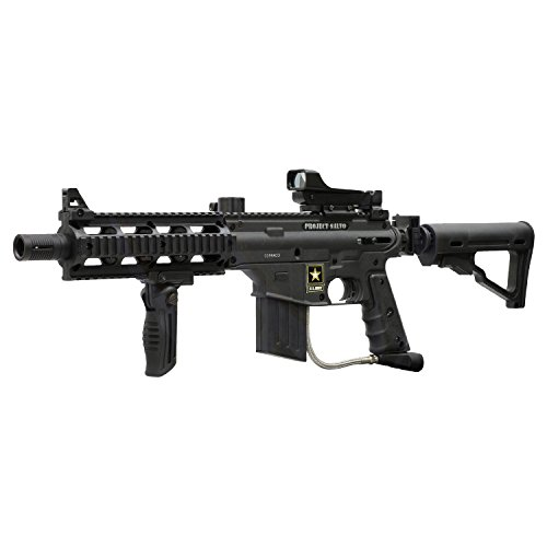 Tippmann US Army Project Salvo Sniper Paintball Gun M-FDP Edition (Project Salvo Paintball Guns)