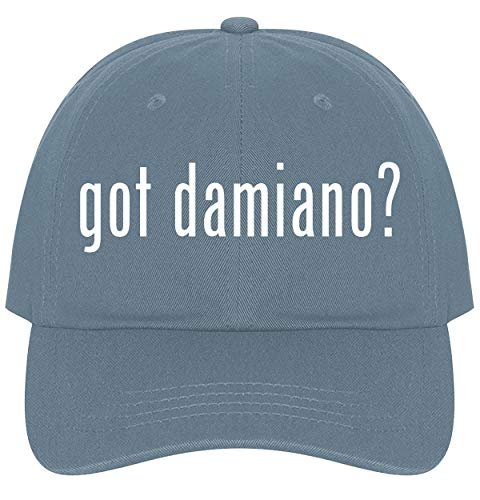 (The Town Butler got Damiano? - A Nice Comfortable Adjustable Dad Hat Cap, Light Blue)