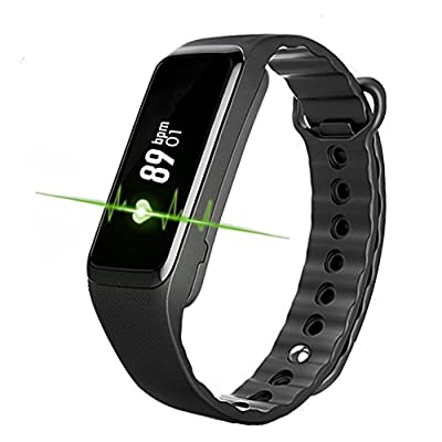 Toprime Fitness Heart Rate Monitor Activity Tracker for Sports