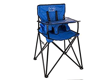 ciao! baby Portable Travel Highchair Blue  sc 1 st  Amazon.com & Amazon.com : ciao! baby Portable Travel Highchair Blue : Childrens ...