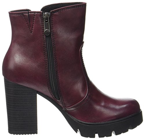 Marco Tozzi Women's 25420 Boots Red (Chianti Antic) zG5hF9Ms1
