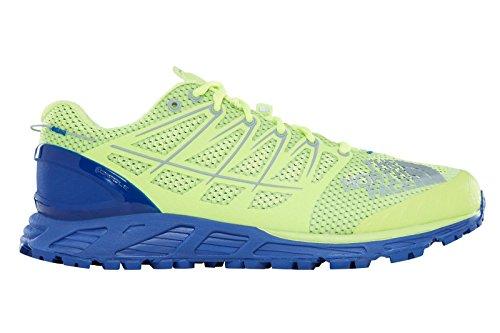 The North Face Men's M Ultra Endurance Ii Fitness Shoes, Multi-Colour Multicolour (Dayglo Yellow/Brit Blue 4el)