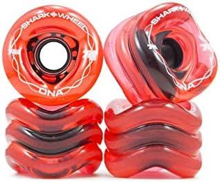 Wheels Shark DNA 72mm 78a Longboard Rollen 4er Set