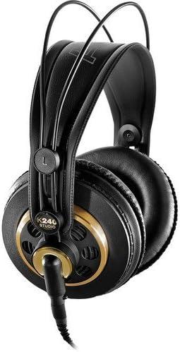 front facing AKG K 240 Studio Professional Headphones