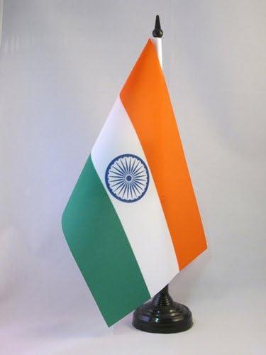 AZ FLAG Bandera de Mesa de India 21x14cm - BANDERINA de DESPACHO ...