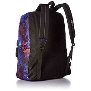 JanSport Superbreak Backpack- Discontinued Colors (Multi Garden Space)