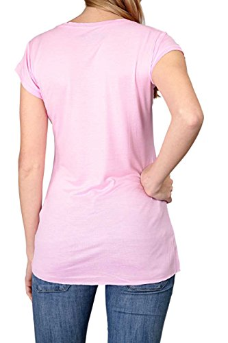 Hotspot Camiseta MISS SUMMER Rosa