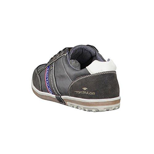 Tom Tailor Men's 1101-coal(968) Indoor Slippers grey - grey with mastercard hz3XhRJJW