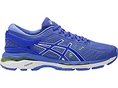 ASICS Womens Womens Gel-Kayano 24 Blue Size: 5 Narrow