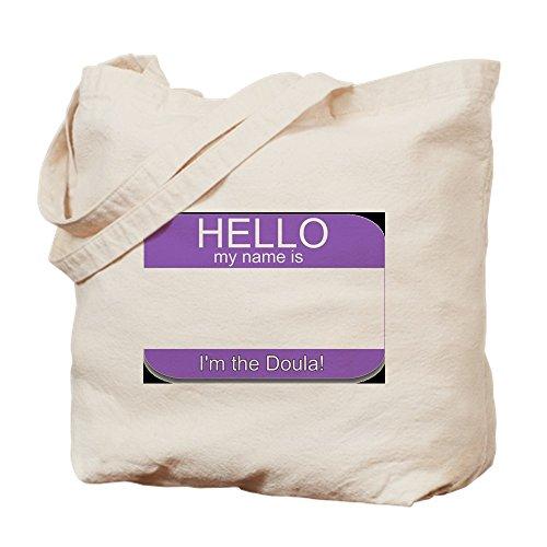 CafePress–Doulas–Gamuza de bolsa de lona bolsa, bolsa de la compra