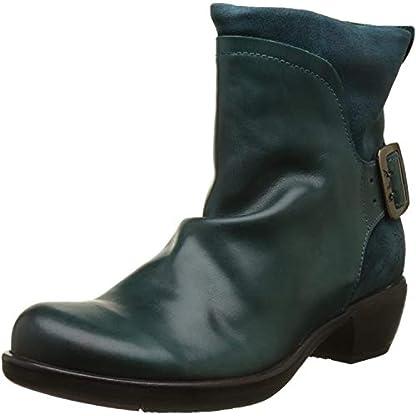 Fly London Women's Mel Ankle Boots 6