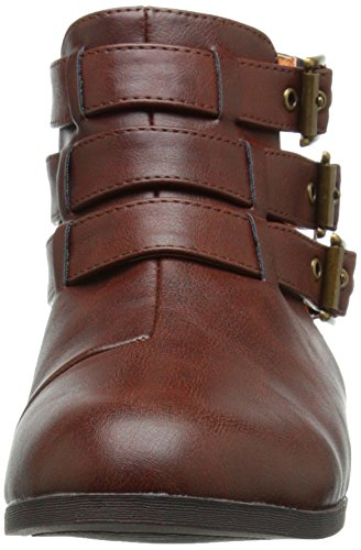 Qupid Static Femme Botte Marron 17 PPH6q