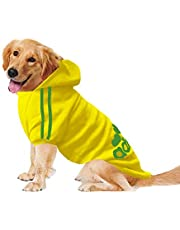 Large Dog Hoodies Rdc Pet Apparel Fleece Dog Hoodie Sweater Cotton Jacket Sweat Shirt Coat from 3XL to 9XL for Large Dog