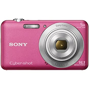 Sony DSC-W710/P 16 MP Digital Camera with 2.7-Inch LCD (Pink) (OLD MODEL)