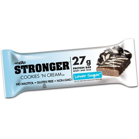 Stronger Cookies 'N Cream 2.82 Ounces (Case of 12)