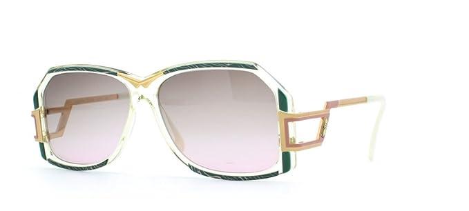 Cazal - Gafas de sol - para mujer Transparente Clear Green ...