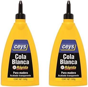 Outletdelocio. Pack 2 biberones Cola Blanca rápida Ceys para ...