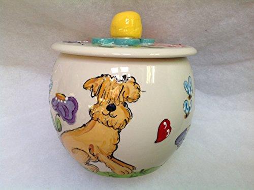 Personalized Dog Treat Jar - 5