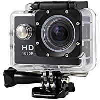 GOLDFOX 720P HD Action camera deportiva 1.5 Inch LCD Sport DV Camera Go waterproof Pro Bike Helmet Mini Cam