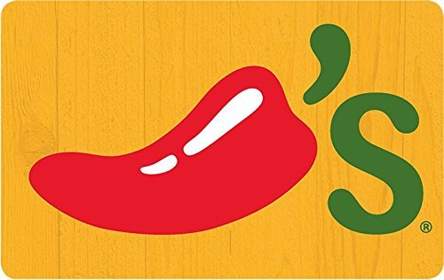 Chili's Restaurant Gift Card