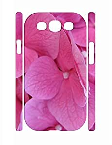 Design Elegant Flower Bloom Eco TPU Samsung Galaxy S3 I9300 Phone Back Case WANGJING JINDA
