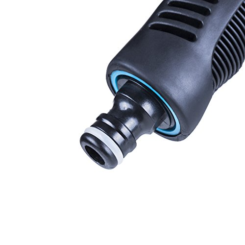 QNLYCZY Garden Hose Nozzles /Hose Nozzle Heavy Duty,Water Hose Nozzle, High Pressure Garden Sprayer, High Pressure Nozzle, Ideal Car Wash, Watering Lawn, Garden and Pets