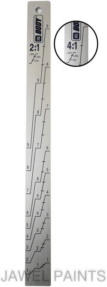 2:1 FMT7910 Fast Mover Aluminium Mixing//Measuring Sticks