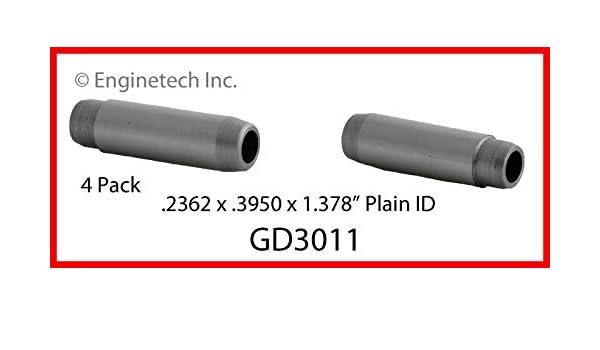 Enginetech GD3011 Engine Valve Guide