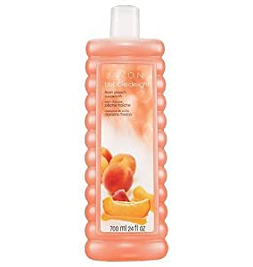 Avon Bubble Delight Fresh Peach
