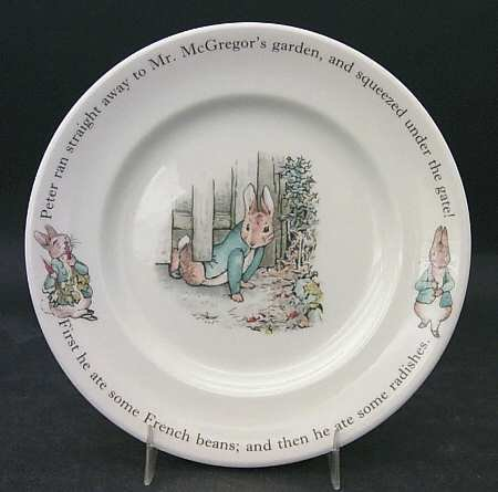 Wedgwood Peter Rabbit Original 8