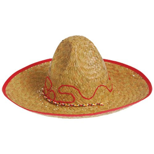 - Child Sombrero (color may vary)