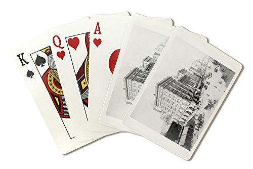 Metropolitan Opera House NYC Photo (Playing Card Deck - 52 Card Poker Size with Jokers)