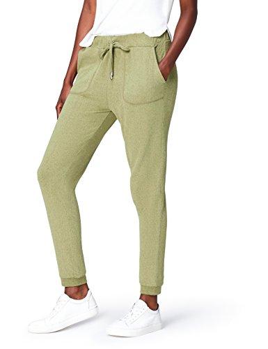 find. Women's Tracksuit Bottoms in Super Soft for Jogging Pants,  -Green (Khaki), EU L (US 10) (Best Women's Loungewear Brands)