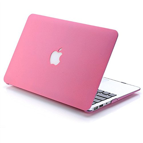 (HQF® Snap on Cover Quicksand matte Hard Shell Case for Apple 11-inch MacBook Air 11.6