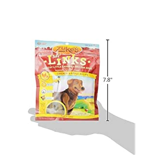 Zuke's Lil' Links Healthy Little Sausage Links for Dogs, Chicken, 6 Ounce