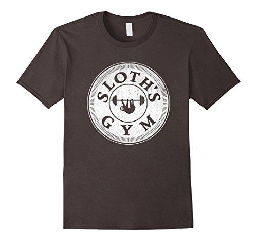 Awesome Vintage Sloths Gym Parody T-Shirt Mens &Amp; Womens -