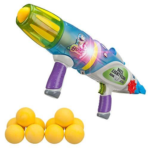 Disney Buzz Lightyear Glow-in-The-Dark Blaster