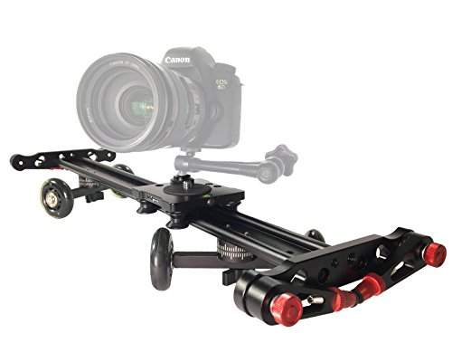 "Vidpro SK-24 Professional 24"" Track Slider and Skater Dolly Combo by VidPro"