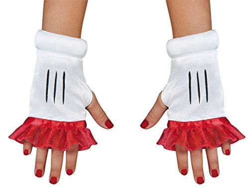 Disguise Minnie Mouse Adult Glovettes