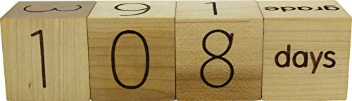 Maple Prop Age Blocks - Made in USA by Maple Landmark