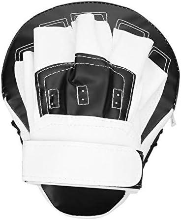 Zhichuang PUフォームボクシンググローブパッドハンドターゲットMMAタイのキックパッドキットブラック空手トレーニングミットフォーカスパンチパッドスパーリングボクシングバッグ