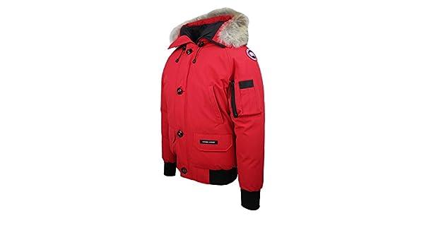 Canada Goose - Abrigo - Parka - para Mujer Rojo X-Small: Amazon.es: Ropa y accesorios