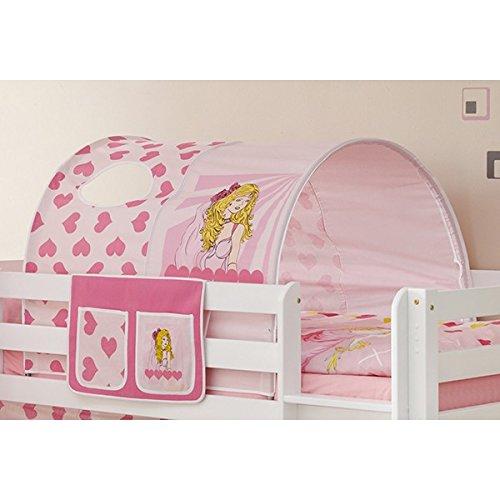 tunnel bett tasche 100 baumwolle stofftasche baldachin. Black Bedroom Furniture Sets. Home Design Ideas