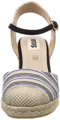 Sandali Blu strips Donna Chiusa 50037 Marino Punta C45246 Mtng z5cq1O4wK