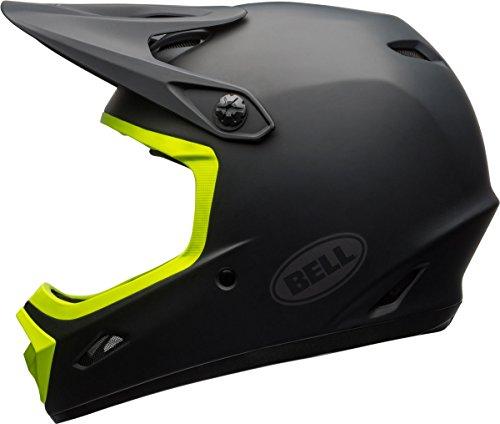 Bell Transfer-9 Full Face Helmet Matte Black Retina - Bell Full Helmet
