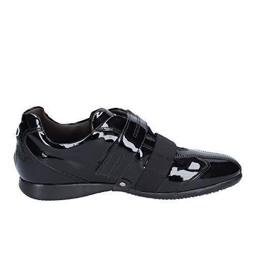 Charol Mujer Alberto Guardiani Negro Sneakers qtxzH
