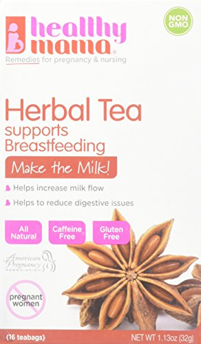 Healthy Mama Make The Milk! Organic Herbal Tea-1.13 Ounces